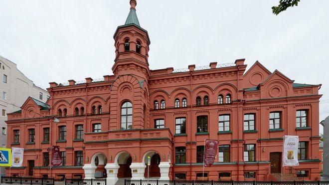 Церковь Владимира равноапостольного при Епархиальном доме