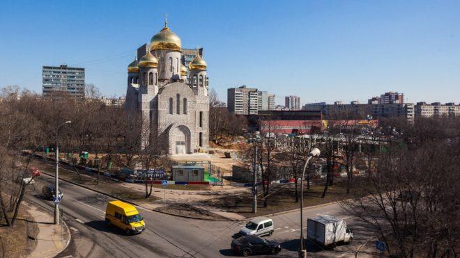 Храмовый комплекс на Кетчерской улице